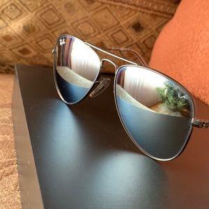 Junior Ray-Ban Aviator Sunglasses